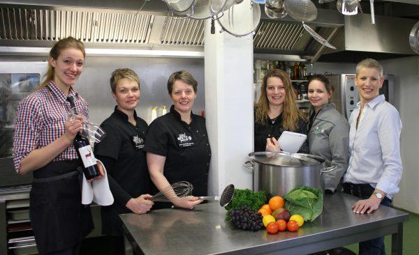 Küchenperle - das Team